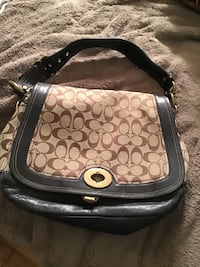 Coach bag.  Never used