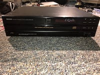 Denon 5 CD Carousel DCM-350 with Remote Kitchener, N2G 1A1