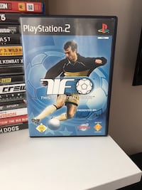 This Is Football 2002 PS2 (Playstation 2) Oyunu