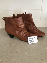 Ankle boots size 11 London, N6B