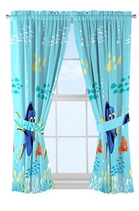 Finding Dory curtain Bel Air, 21014