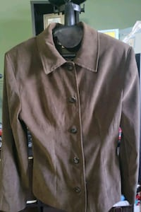 Suede fabric Jacket Alexandria, 22304