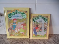 *Vintage*(x2) Cabbage Patch Kid Books  Morinville