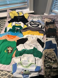 Baby boy clothes 6 to 9 months. Glenn Dale, 20769