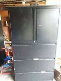 Two filing cabinets $75.00 each Toronto, M9B 3V4