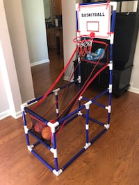 Indoor basketball hoop for toddlers  Charlotte, 28278