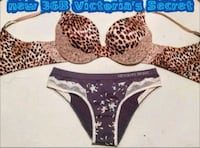 women's black and white leopard print bikini Las Vegas, 89169