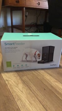New SmartFeeder Automatic Pet Feeder Dogs or Cats Falls Church, 22044