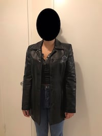 Leather jacket.Sz Small. Super soft. Excellent used condition. Danier