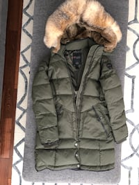 Women's Pajar parka, size XL worn once Pointe-Claire, H9R