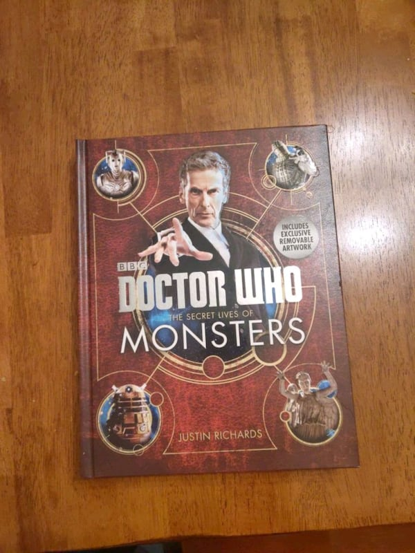 Doctor Who book 0