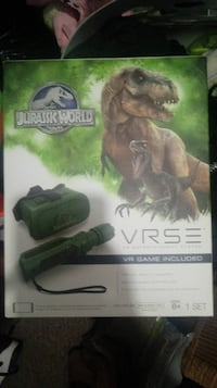 Jurassic Park VRSE virtual reality Game New In Box Theodore, 36582