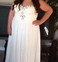 Wedding / prom dress St Catharines, L2P 2R6