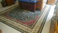 Large area rug Ashburn