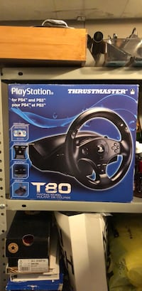 PlayStation Racing Wheel Toronto, M6R 1H5