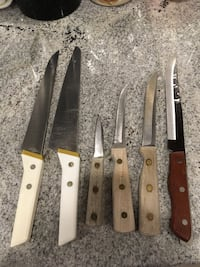 Kitchen knives (6) Greenville, 29615