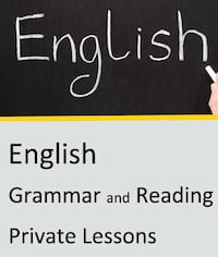 Private English Lessons Burnaby, V5H 0G6