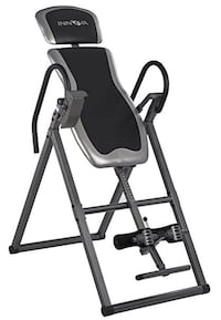 black and gray inversion table Vaughan, L4L 3V4