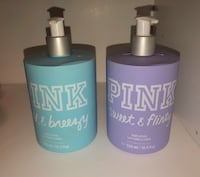 Pink Body Lotion