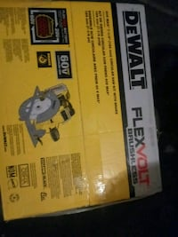 yellow and gray DEWALT circular saw kit box Las Vegas, 89110