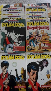 Lotto Superbook Dylan Dog Chieri, 10023