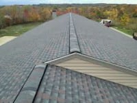 Roof repairs. We also do insurance claims. Dayton