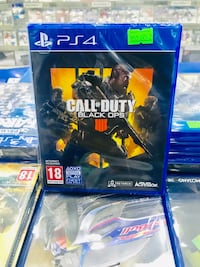 PS4 CALL of DUTTY BLACK OPS4 Osmangazi, 16230