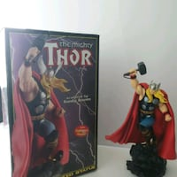 Mighty Thor by Randy Bowen Toronto, M9A 5C4