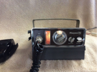 Vintage 23 Chanel Mobile CB Royce R With Sears Mic. Ocala
