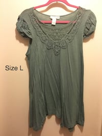 Kenar Top, Size L Laurel, 20707