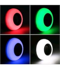 Bluetooth led ampul
