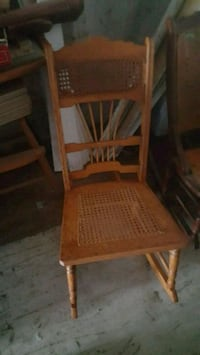 antique wicker rocking chair Chatham-Kent, N8A 3S8