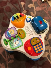 Fisher-Price Laugh & Learn Fun with Friends Musical Table Rockville, 20853