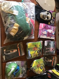 Halloween costume bundle majority are brand new first 40 take all  Plant City, 33565