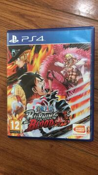 Naruto Storm 4 PS4 game case Mississauga, L5W 1W1