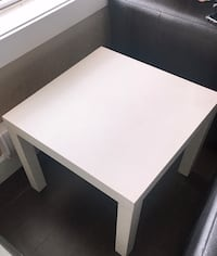 Ikea side table: white Surrey, V3T 0G8