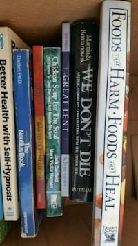 assorted-title book lot Havelock, 28532