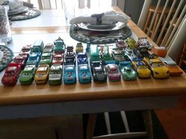 Disney Assorted Small (Matchbox Car Size) Cars.
