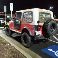 Jeep - Renegade - 1978 cj7 Little Rock