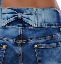 blue-washed denim bottoms size 3 and 5  North Las Vegas, 89081
