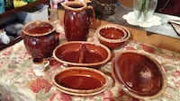 Brown Pottery Culpeper, 22701