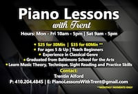 Music lessons Baltimore