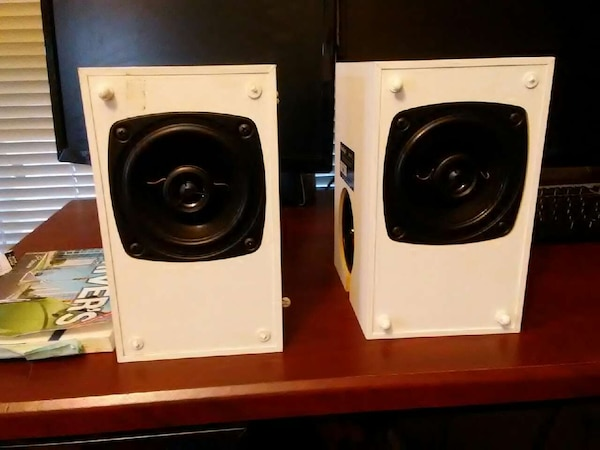 Used Paradigm Bookshelf Speakers For Sale In Milton