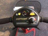 Shoprider Portable Scooter  STERLING