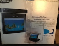 Tv LCD Samsung with inter grated directv receiver  CHICAGO