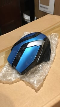 blue and black cordless mouse Calgary, T2Y 2T4