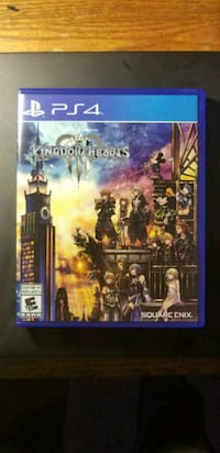 Kingdom Hearts 3 PS4 Markham, L3S