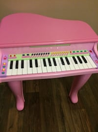 pink and white electronic keyboard Abbotsford, V2T 2K4