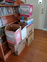 Free boxes Hagerstown, 21740