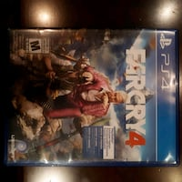 The Last of Us PS4 game case Toronto, M1P